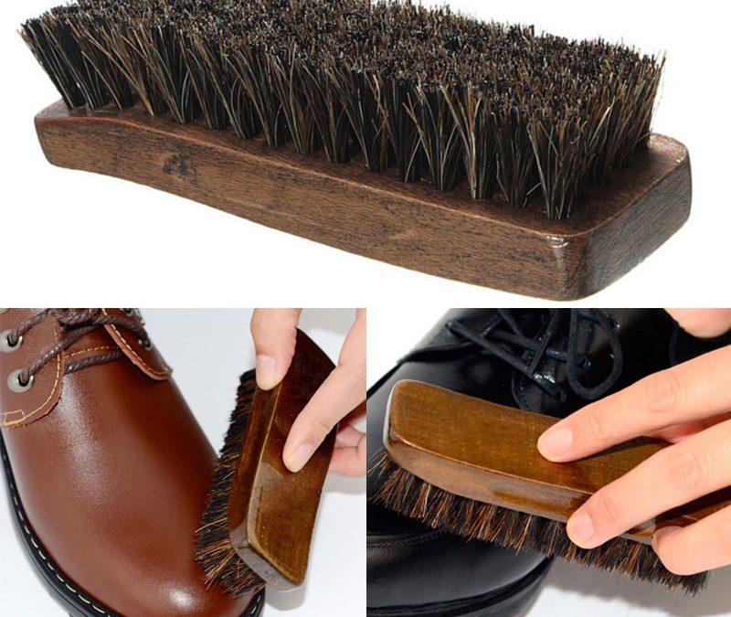 Spazzole per scarpe