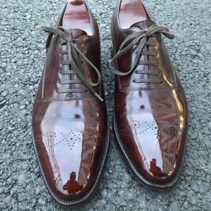 Lucidatura scarpe