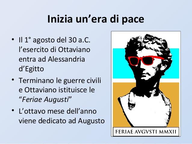 Feriae Augusti