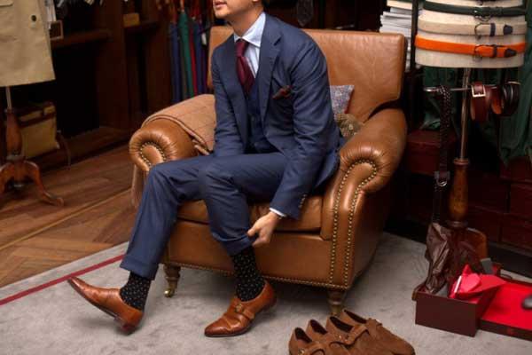 Le Monk Strap: Scarpe Eleganti senza Tempo
