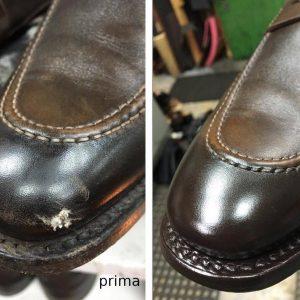 Rigenerazione scarpe