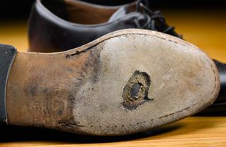 Risuolatura scarpe